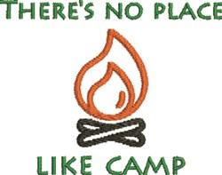 Like Camp embroidery design
