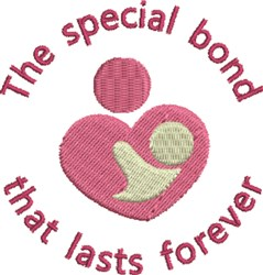 Special Bond embroidery design