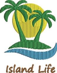 PalmTree 3B embroidery design