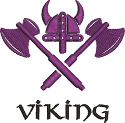 Viking Armor embroidery design