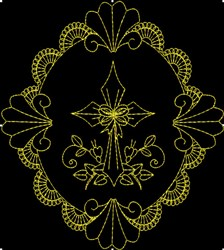 Cross Design embroidery design