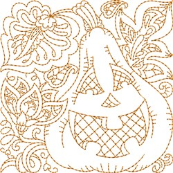 Adorn Monogram T embroidery design