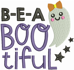 Bee Bootiful embroidery design