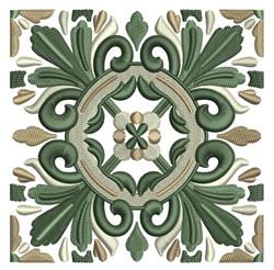 Celtic Quilt Block embroidery design