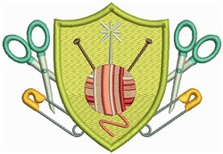 Sewing Crest embroidery design
