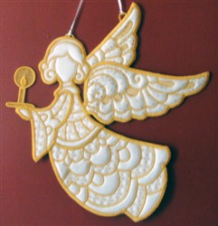 ITH Angel of Light embroidery design