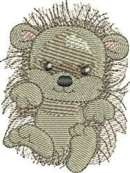 Baby Hedgehog embroidery design