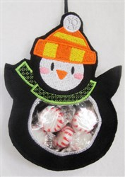 ITH Christmas Candy Bag 1 embroidery design