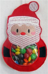 ITH Christmas Candy Bag 2 embroidery design