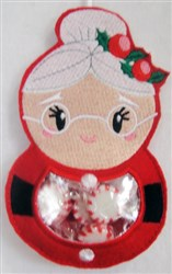 ITH Christmas Candy Bag 5 embroidery design