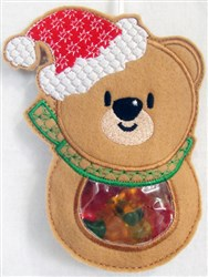 ITH Christmas Candy Bag 6 embroidery design