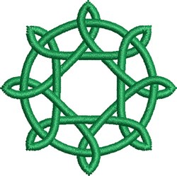 Small Celtic Knot 1 embroidery design