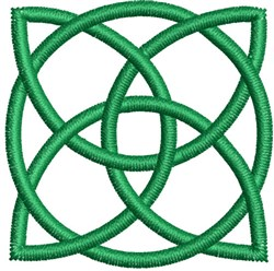 Small Celtic Knot 2 embroidery design
