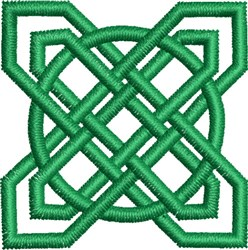 Small Celtic Knot 3 embroidery design