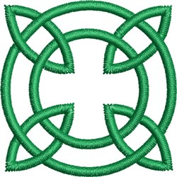 Small Celtic Knot 5 embroidery design