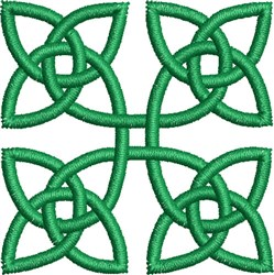 Small Celtic Knot 6 embroidery design