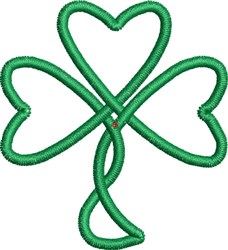 Small Celtic Knot 8 embroidery design