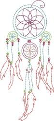 Little Dream Catchers embroidery design