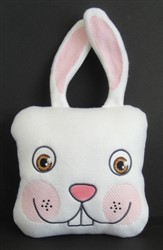 Easter Bunny Pillow embroidery design