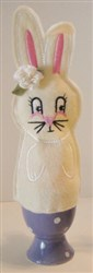 Bunny Easter Egg Cozie embroidery design