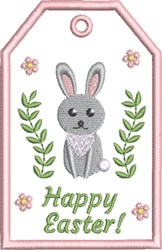 ITH Easter Gift Card Holder 2 embroidery design