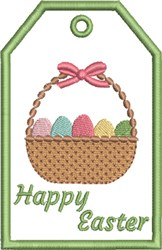 ITH Easter Gift Card Holder 3 embroidery design