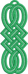 FSL Celtic Bookmark embroidery design