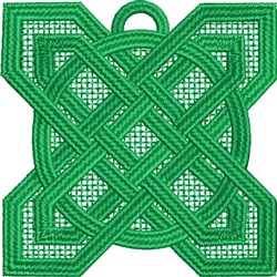 FSL Celtic Shield Ornament embroidery design