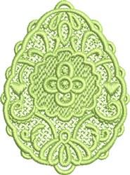 FSL Egg embroidery design
