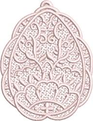 Easter FSL Egg embroidery design