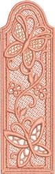 FSL Bookmark embroidery design