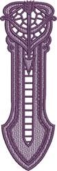 FSL Sagittarius Bookmark embroidery design