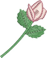 Heirloom Rose embroidery design