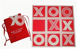 Tic Tac Toe Game embroidery design