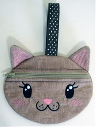 ITH Kitty Bag 03 embroidery design