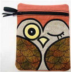 ITH Owl Bag 2 embroidery design