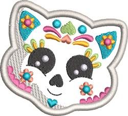 Kids Sugar Skull 6 embroidery design