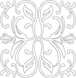 Quilt Decoration embroidery design