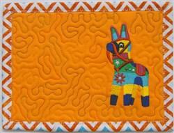 ITH Margarita Mug Rug 4 embroidery design