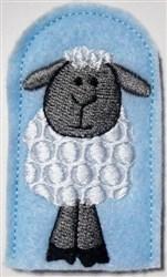 Baa Baa There embroidery design