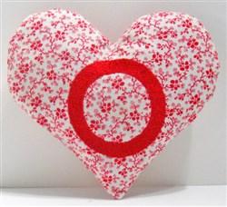 Heart Hugs embroidery design