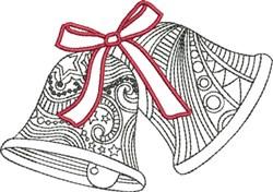 Art Bells embroidery design