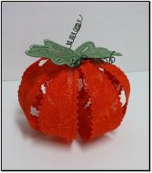 FSL 3D Pumpkin embroidery design