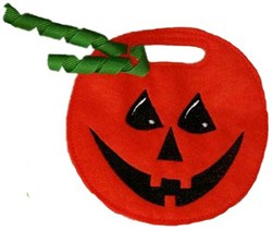 ITH Pumpkin Bag embroidery design