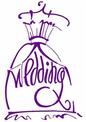 Wedding Dress embroidery design