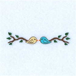 Goodnight Line embroidery design