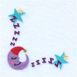 Zzz Corner embroidery design