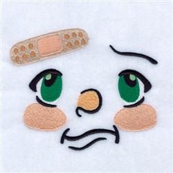 Boo Boo Boy embroidery design