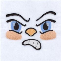 Furious Boy embroidery design