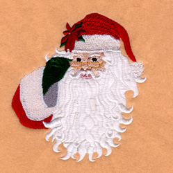 St. Nick embroidery design